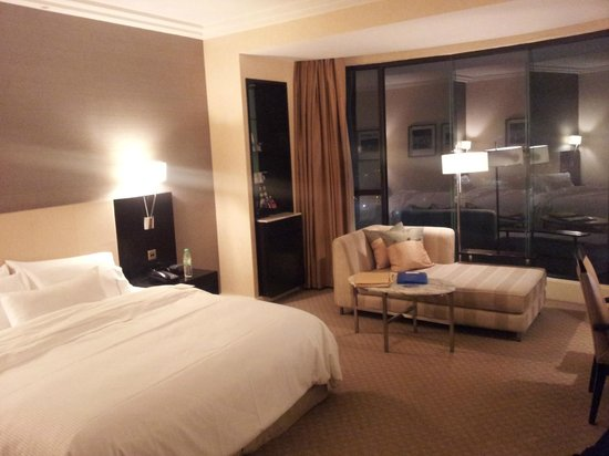 The Westin Kuala Lumpur: Before I started distributing my stuff all over the room