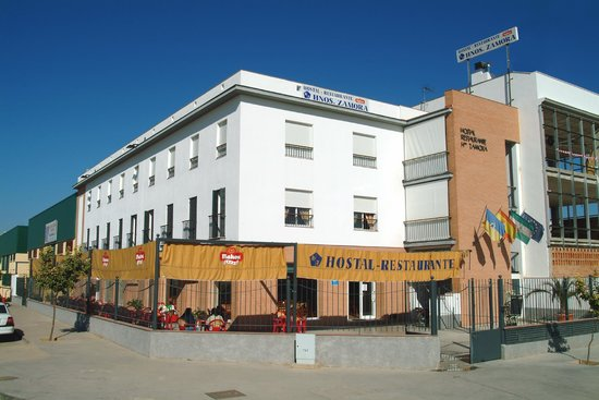 ‪Hostal Restaurante Hermanos Zamora‬
