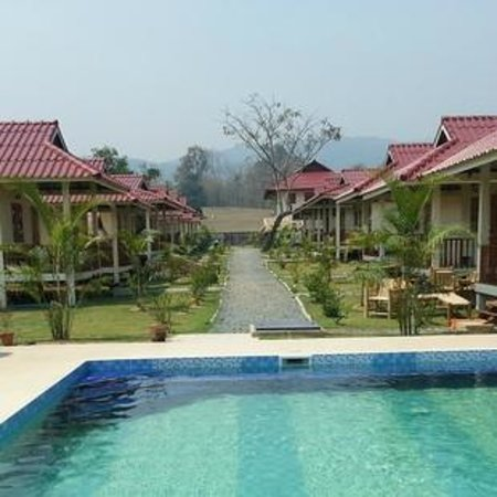Thailand Smile Resort Chiangmai: Swimming Pool