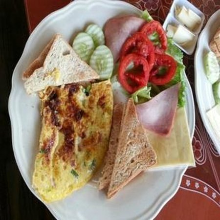 Thailand Smile Resort Chiangmai: Breakfast