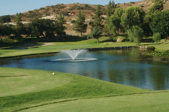 San Vicente Golf Resort: Hole 12 on the San Vicente Golf Course.
