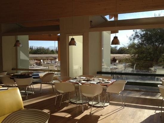explora Atacama - Hotel de Larache: the dining area