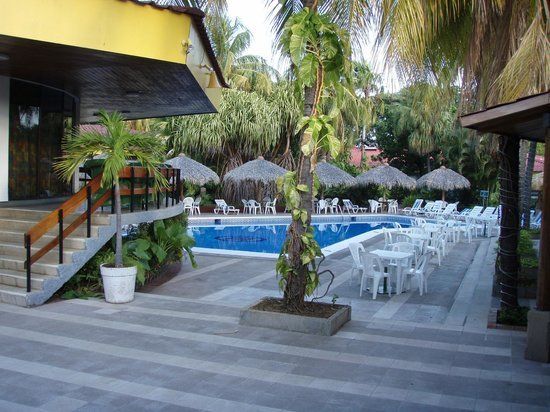 Hotel Camino Real: Pool area