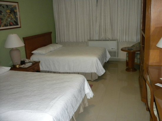 Hotel Camino Real: Our standard room