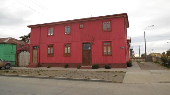 Tragaluz Bed & Breakfast: historical building with many recent renovations inside