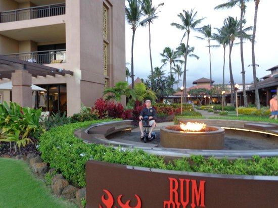 Sheraton Kauai Resort: Lovely Landscape