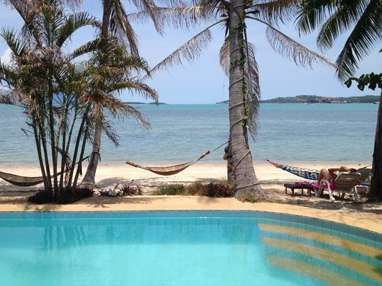 Como Resort Koh Samui: sea view