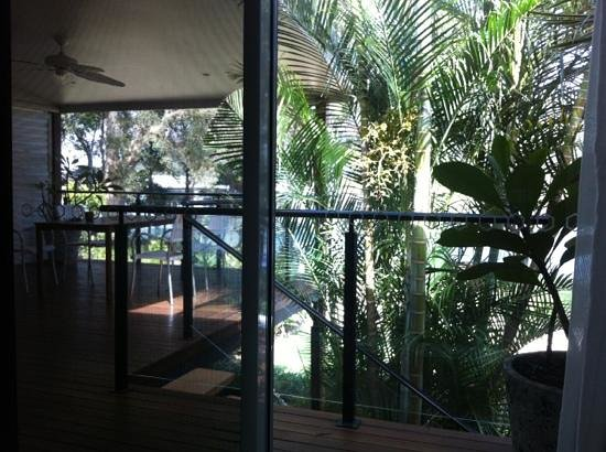 North Haven, Australien: Balcony view from master bedroom