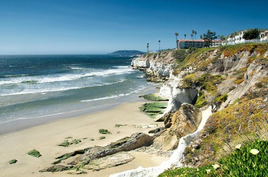 Pismo Lighthouse Suites: Beach