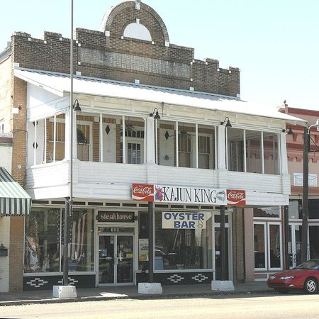 Saint Martinville, LA: Kajun King Restaurant (street view)