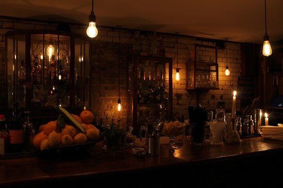 Bar picture of evans peel detective agency london