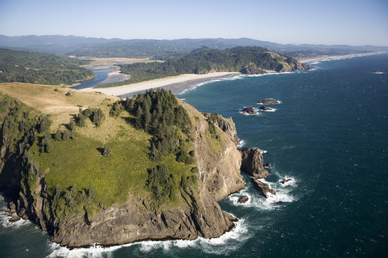 Cascade Head Near Lincoln City Or Picture Of Lincoln
