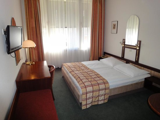Hotel-Pension Continental: Standard double room