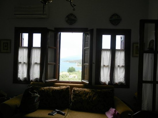 Kalamos, Hellas: View fro the dining room