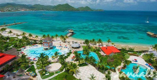 Best Rooms At Sandals Grande St Lucian