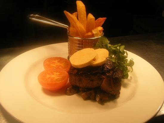 Shefford, UK : Rump Steak