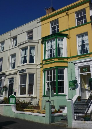 Mostyn Guest House: Mostyn House, Church Walks, Llandudno