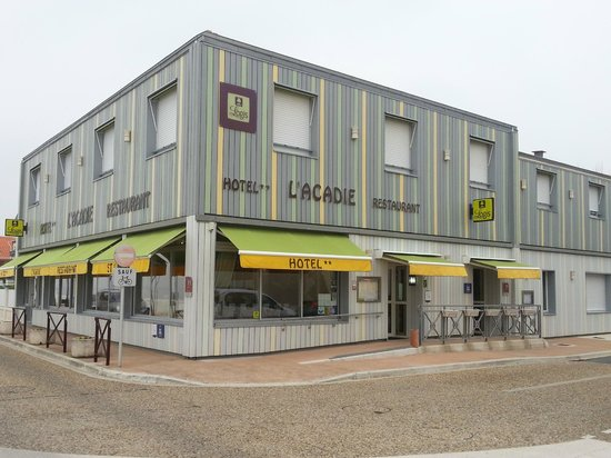 Photo of Hotel Restaurant Acadie Saint Victor Chatelaillon-Plage
