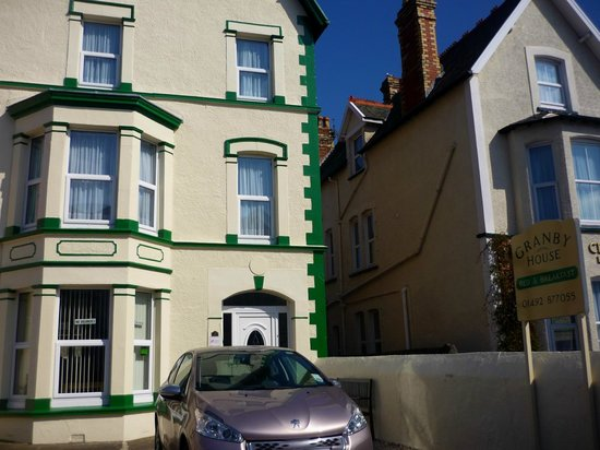 Photo of Granby House Llandudno