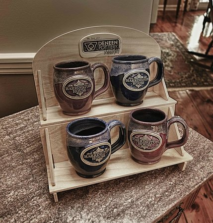 Harrington House mugs for sale