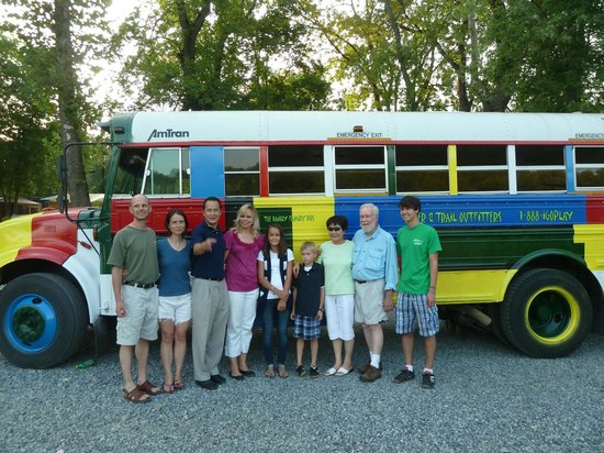 River & Trail Outfitters: The Family that has given countless other families Fun Memories.
