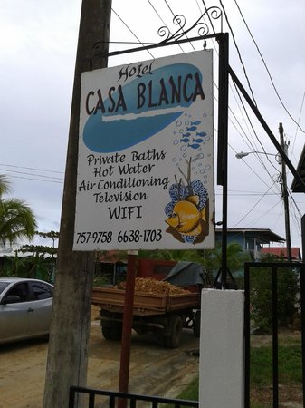 Casa Blanca Guesthouse