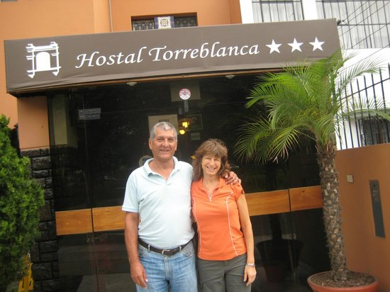 Hostal Torreblanca: My Second Home!!