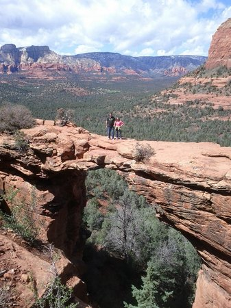 Los Abrigados Resort and Spa: Devil's arch - hiking in the area