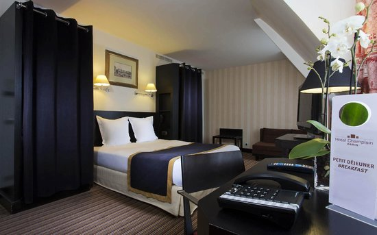 Hotel Champlain Paris Saint-Lazare