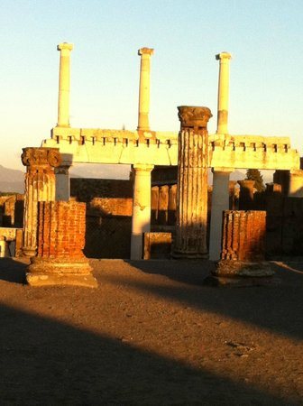 Pompei Guide Service - Day Tours