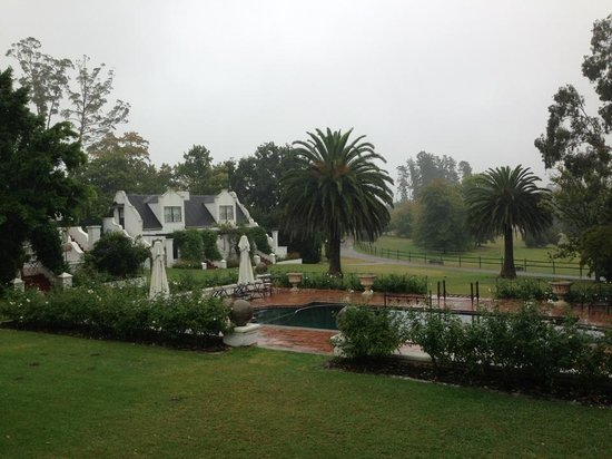 Kurland Hotel: Even with the rain - the experience was fantastic