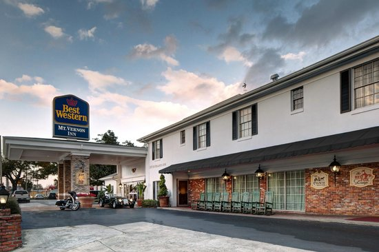 ‪BEST WESTERN Mt. Vernon Inn‬