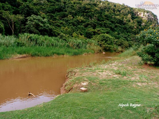 Stanger, Sudáfrica: Down by the river