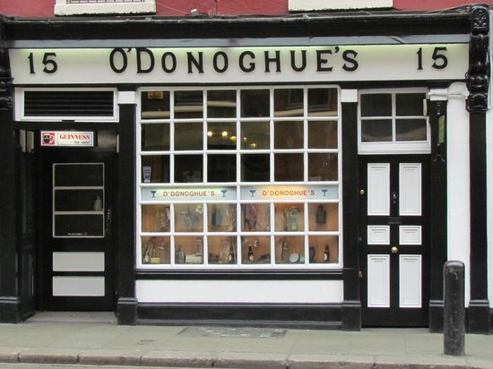 O'Donoghue's