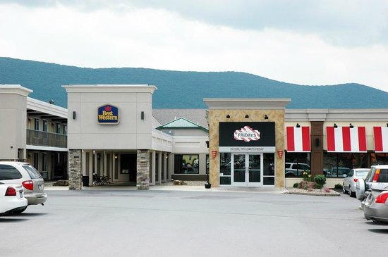 BEST WESTERN Williamsport Inn: Hotel Entrance