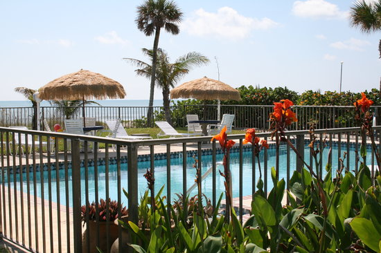 Surf Studio Beach Resort: relax at the pool and breathe the ocean air