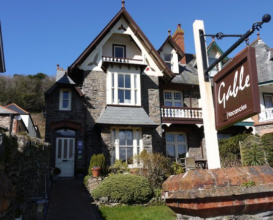 Photo of Gable Lodge Guest House Lynton