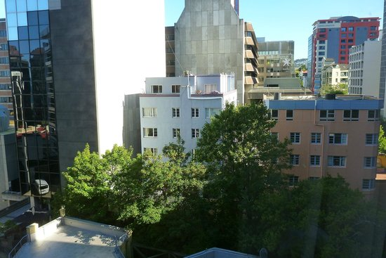 Travelodge Wellington Plimmer Towers: Our view