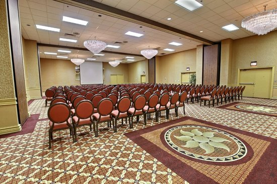 Clarion Inn Tulsa International Airport: meeting room