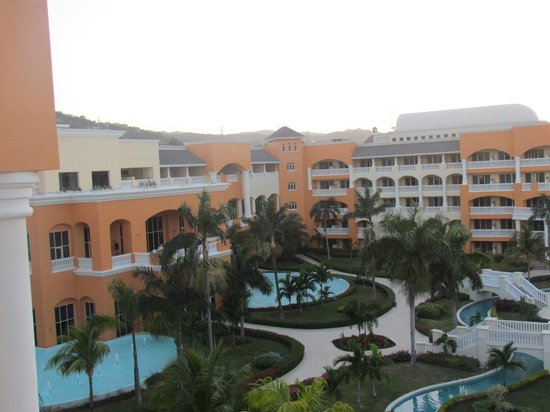 Iberostar Rose Hall Suites: Another view from our room