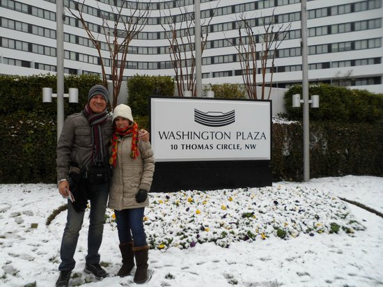 Washington Plaza: ok