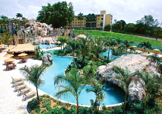Mayaguez Resort &amp; Casino: River Pool Village