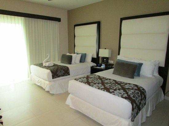 View From The 2nd Bedroom Of The 2 Bedroom Suite Picture Of Azul Fives Hotel By Karisma