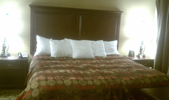 Homewood Suites Las Vegas Airport: bedroom