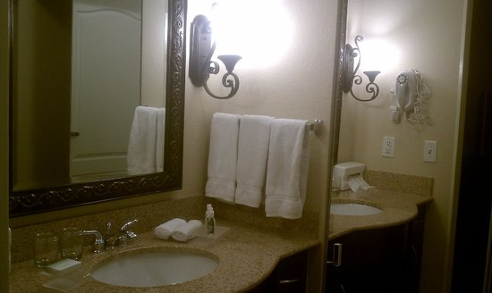 Homewood Suites Las Vegas Airport: bathroom