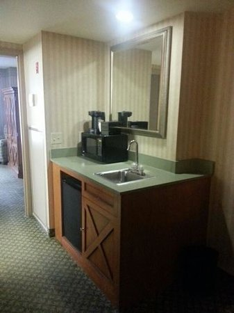 Embassy Suites Newark - Wilmington/South : suite 1