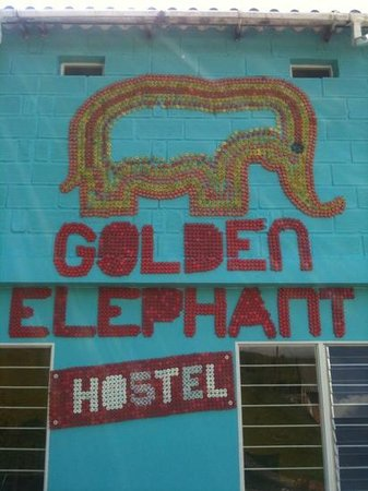 ‪Golden Elephant Hostel‬