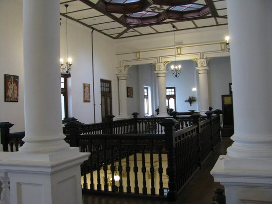 Interior of The Mansion