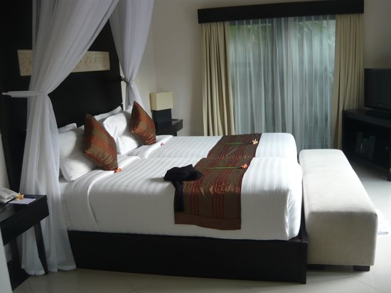 La Villais Exclusive Villa & Spa: Our comfy beds!