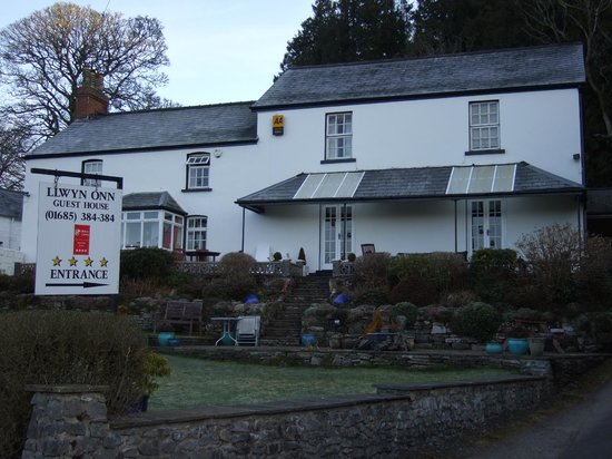 Llwyn Onn Guest House: The B&B